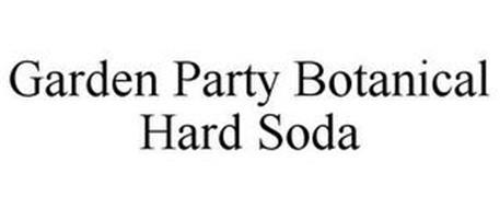 GARDEN PARTY BOTANICAL HARD SODA