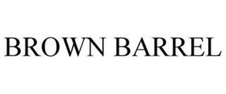 BROWN BARREL