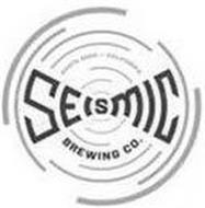 SANTA ROSA CALIFORNIA SEISMIC BREWING CO.