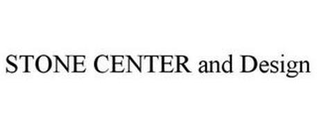 STONE CENTER AND DESIGN