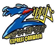 ZIPPY'S ZIP IN-ZIP OUT EXPRESS CARWASH