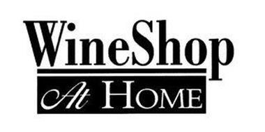 WINESHOP AT HOME