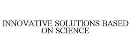 INNOVATIVE SOLUTIONS BASED ON SCIENCE