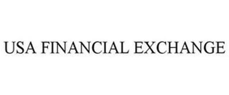 USA FINANCIAL EXCHANGE