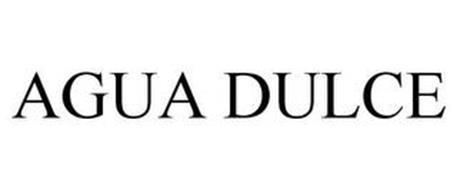 AGUA DULCE