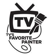 TV TV'S FAVORITE PAINTER