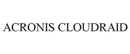 ACRONIS CLOUDRAID
