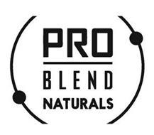 PRO BLEND NATURALS