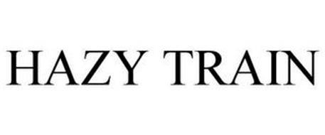 HAZY TRAIN