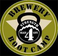 BREWERY BOOT CAMP, STRENGTH TRAIN 4 LIFE