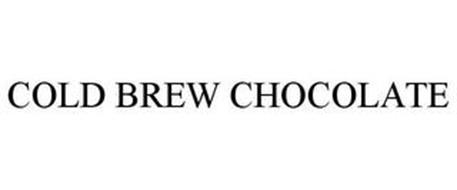 COLD BREW CHOCOLATE