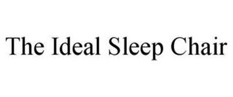 THE IDEAL SLEEP CHAIR