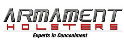 ARMAMENT HOLSTERS EXPERTS IN CONCEALMENT