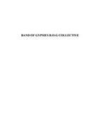 BAND OF GYPSIES B.O.G COLLECTIVE