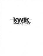 KWIK MARKETING