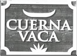 CUERNA VACA