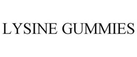 LYSINE GUMMIES