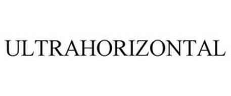 ULTRAHORIZONTAL