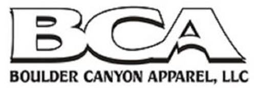 BCA BOULDER CANYON APPAREL, LLC