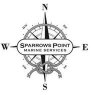 SPARROWS POINT MARINE SERVICES NEWS NW NE SE SW