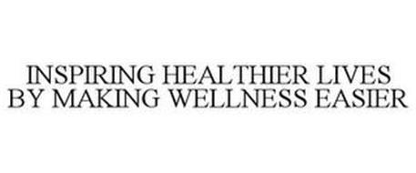 INSPIRING HEALTHIER LIVES BY MAKING WELLNESS EASIER