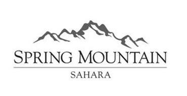SPRING MOUNTAIN SAHARA