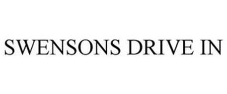 SWENSONS DRIVE IN