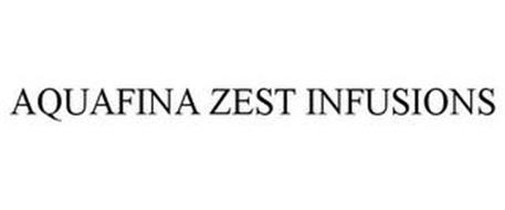 AQUAFINA ZEST INFUSIONS