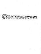 C CANTON ELEVATOR INCORPORATED
