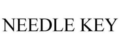 NEEDLE KEY