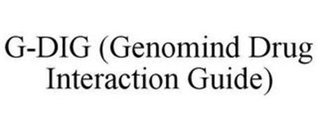 G-DIG (GENOMIND DRUG INTERACTION GUIDE)