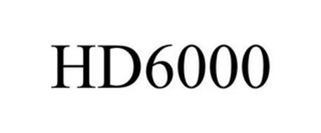 HD6000