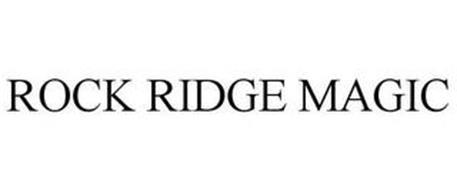 ROCK RIDGE MAGIC