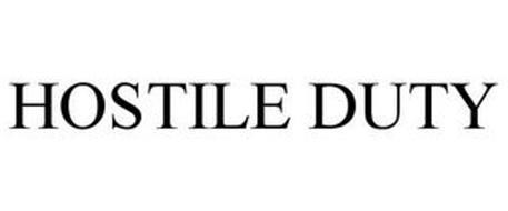 HOSTILE DUTY