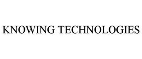 KNOWING TECHNOLOGIES