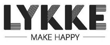 LYKKE MAKE HAPPY