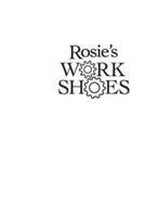 ROSIE'S WORK SHOES