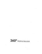 360° PROFILE BUILDER
