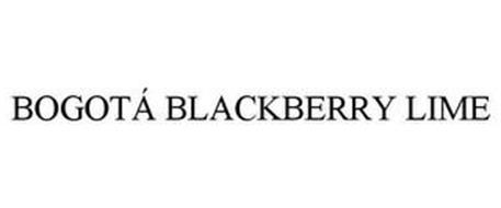 BOGOTÁ BLACKBERRY LIME