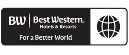BW BEST WESTERN. HOTELS & RESORTS FOR A BETTER WORLD