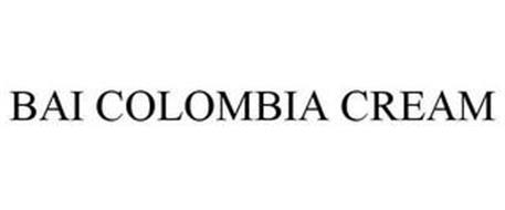 BAI COLOMBIA CREAM