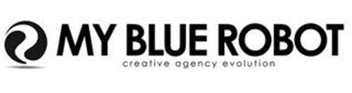 MY BLUE ROBOT CREATIVE AGENCY EVOLUTION
