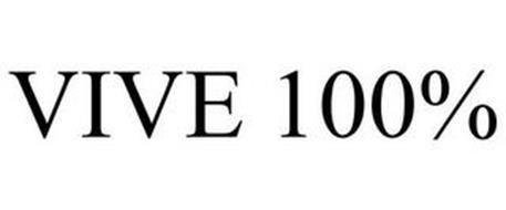 VIVE 100%