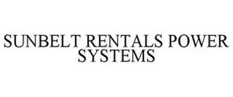 SUNBELT RENTALS POWER SYSTEMS