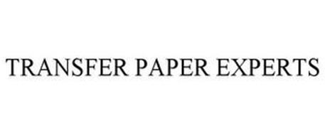 TRANSFER PAPER EXPERTS