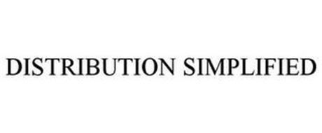 DISTRIBUTION SIMPLIFIED