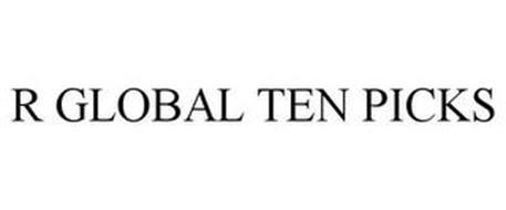 R GLOBAL TEN PICKS