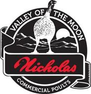 VALLEY OF THE MOON NICHOLAS COMMERCIAL POULTS