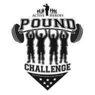 ACTIVE HEROES POUND CHALLENGE ONE VETERAN SUICIDE IS TOO MANY