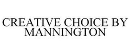 CREATIVE CHOICE BY MANNINGTON